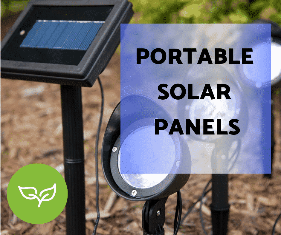What are the best portable solar panels?