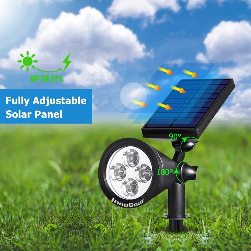the best solar lights - innogear solar lights