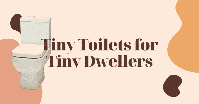 tiny house toilet options
