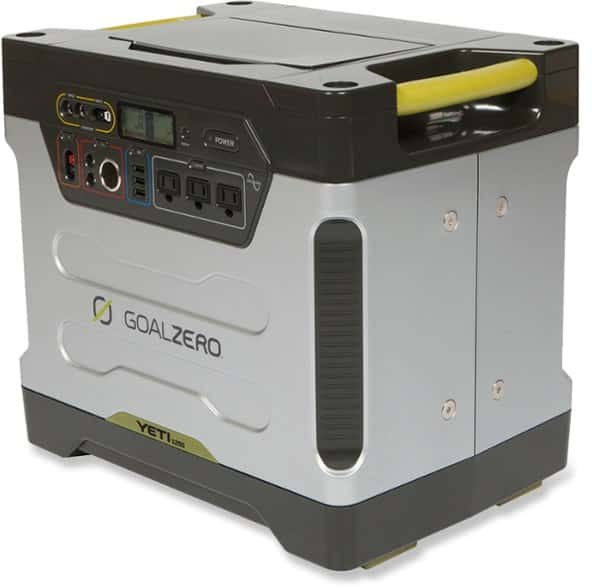 Goal Zero 1250 Solar Power Generator