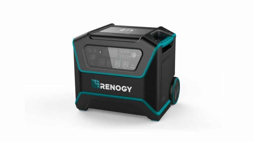 renogy portable power generator