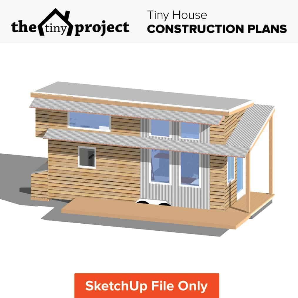 the tiny project house plans