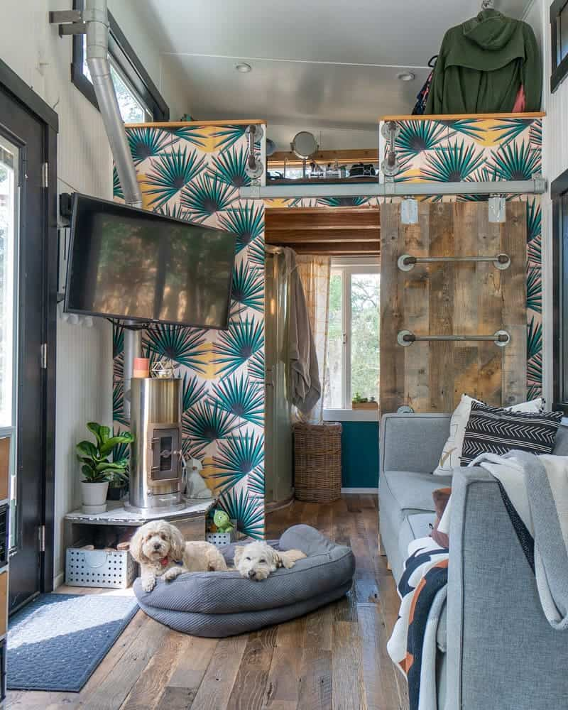 what it's like to live in a tiny house