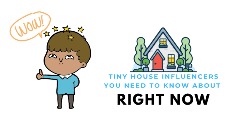tiny house influencers