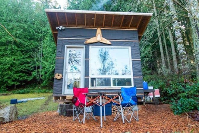 Tiny home for under $1000
