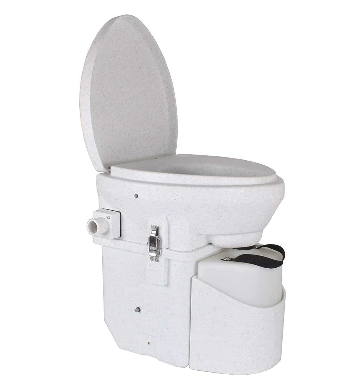 plumbing and composting toilets