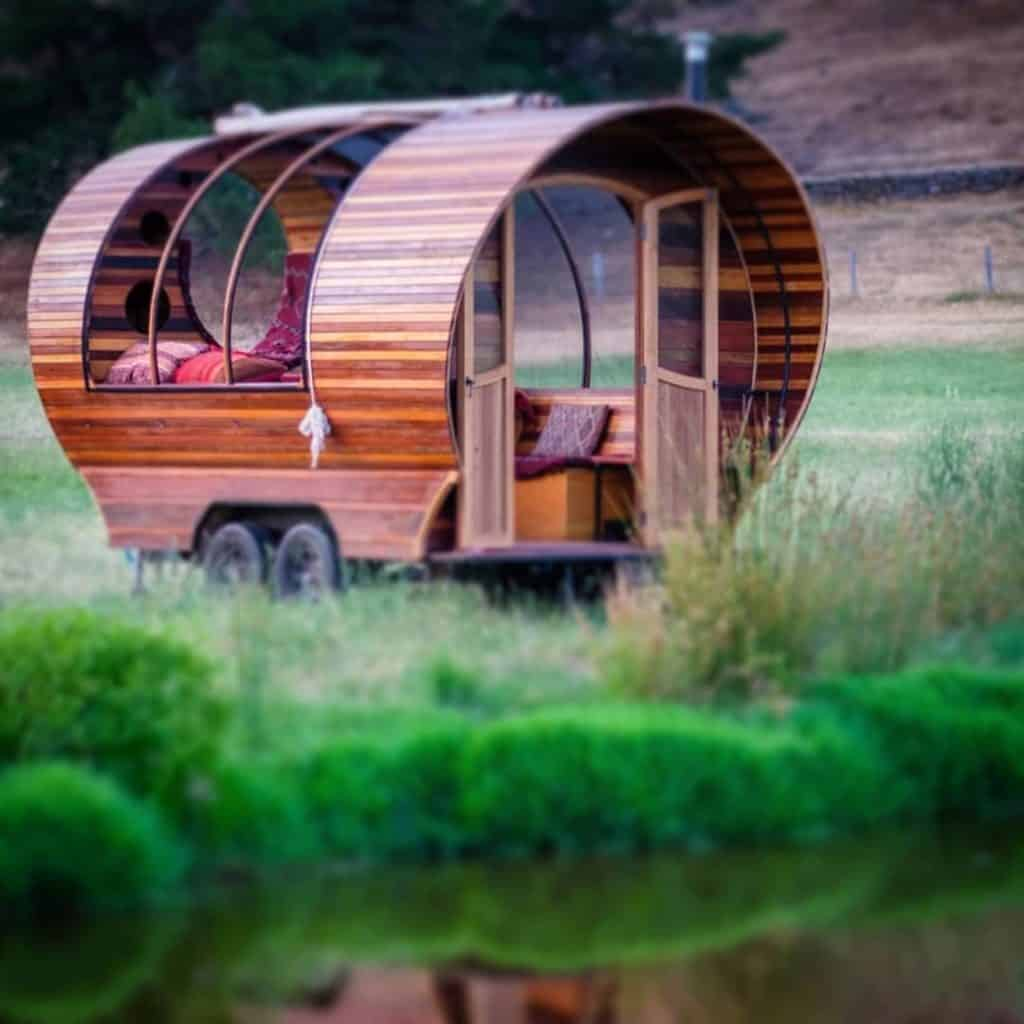 tiny house in Australia