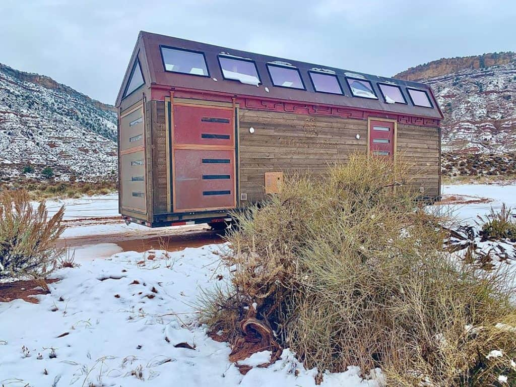 original tiny house