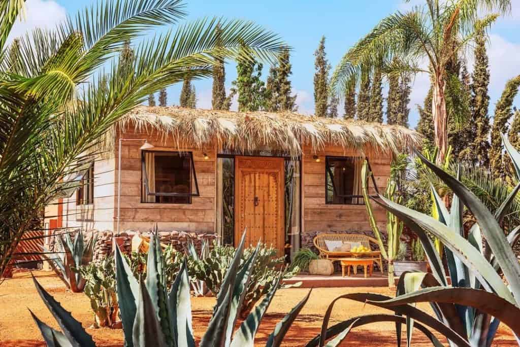 Moroccan Kabana tiny home