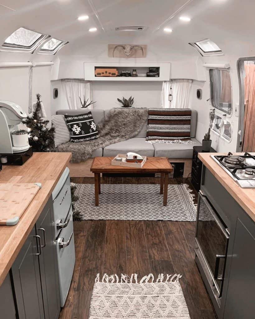 amazing airstream tiny home