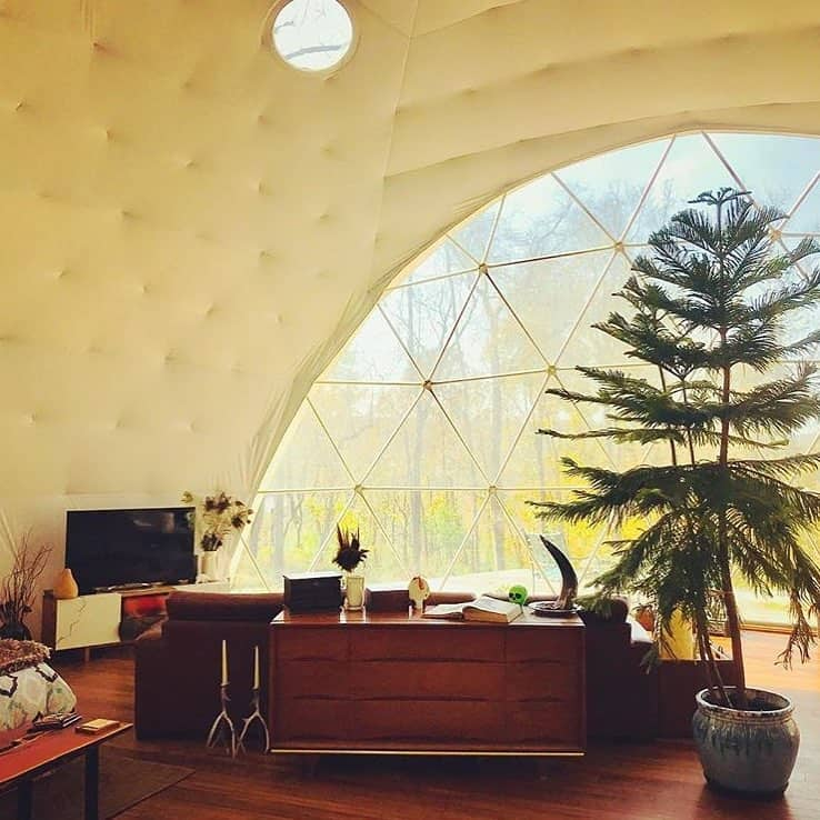 Pacific Dome Tiny Home