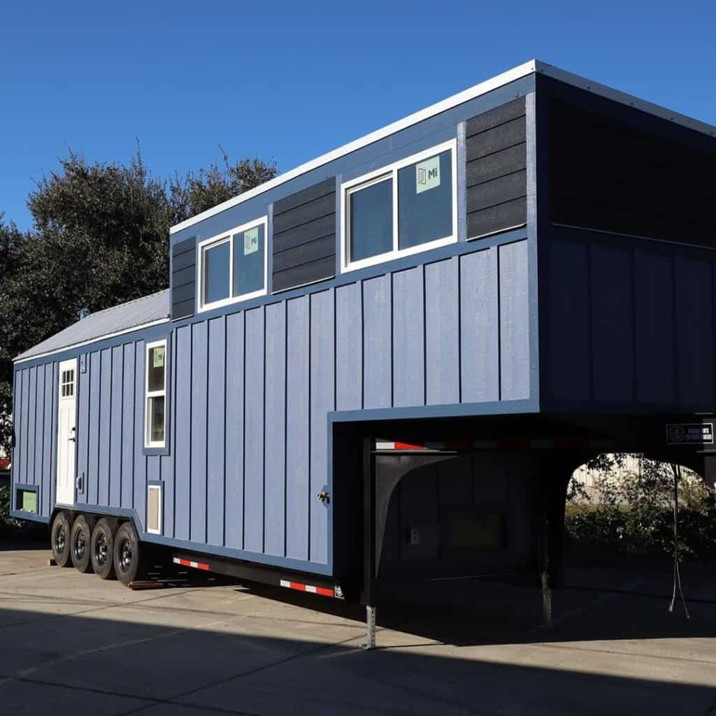 gooseneck tiny home