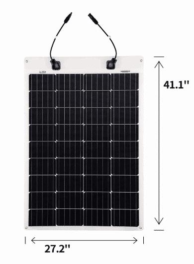 RICH SOLAR 100 Watt
