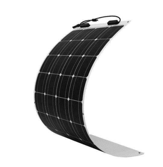 FLEXIBLE MONOCRYSTALLINE SOLAR PANEL