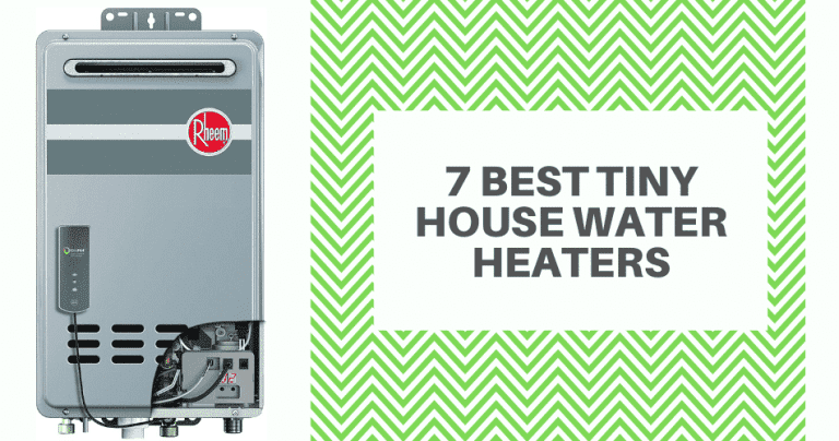 tiny house water heaters