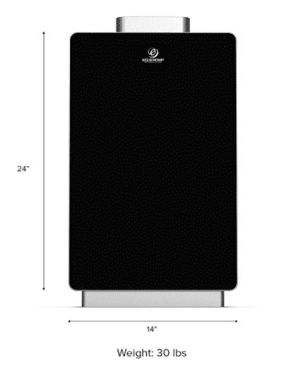 Eccotemp i12-LP water heater