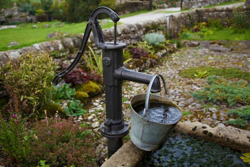 Hand Pump Well Pump