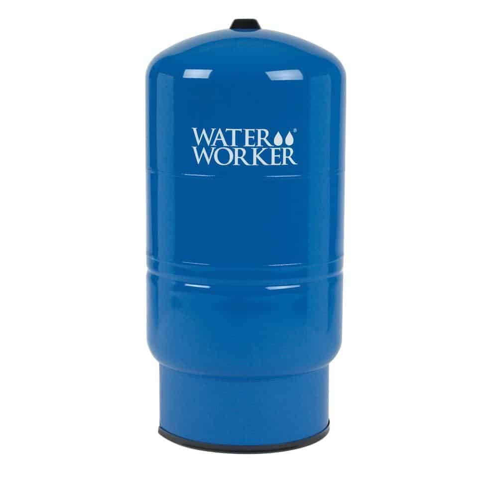 Pressurized Well Water Tank
