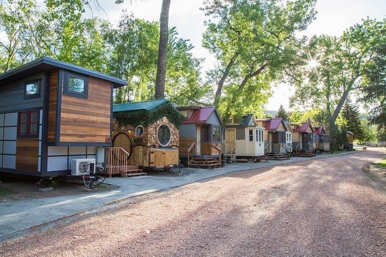Tiny House RV Park