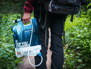 Sawyer Gravity Water Filtration System