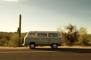 1977 vw westfalia campervan