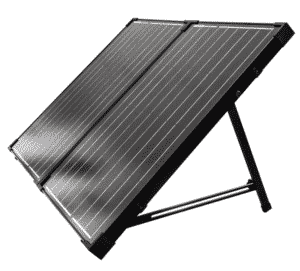 Mono Foldable Solar Suitcase