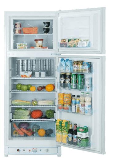 Smad Gas Refrigerator Freezer