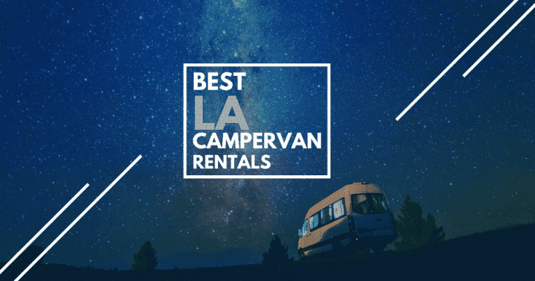 campervan rental los angeles