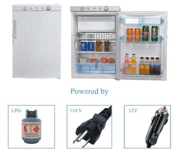 The Top 8 Propane Refrigerators Of 2020 Review Buying Guide Tiny Living Life
