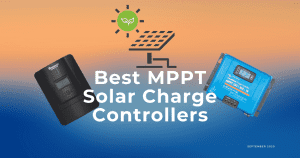 mppt solar charge controllers