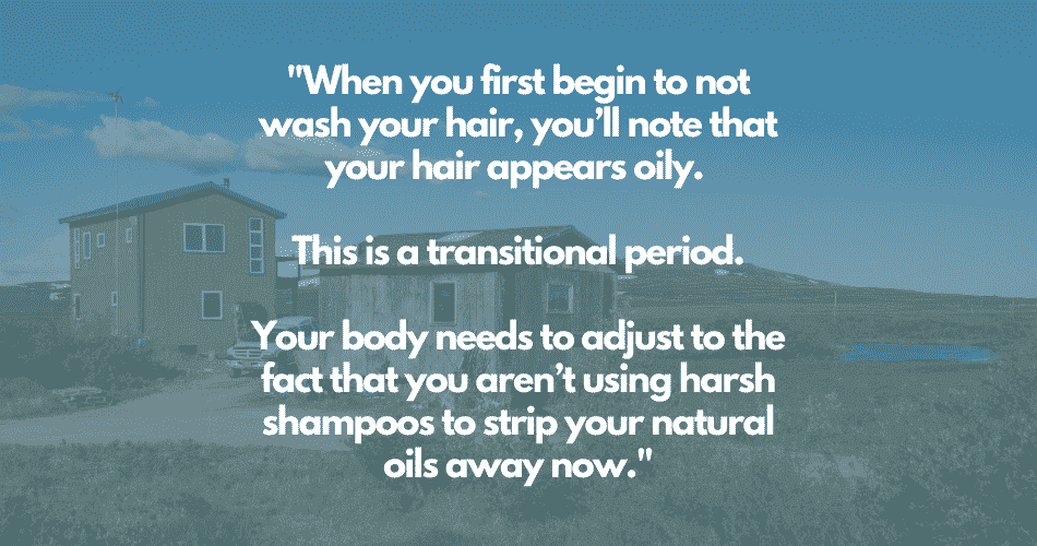 oil hair quote