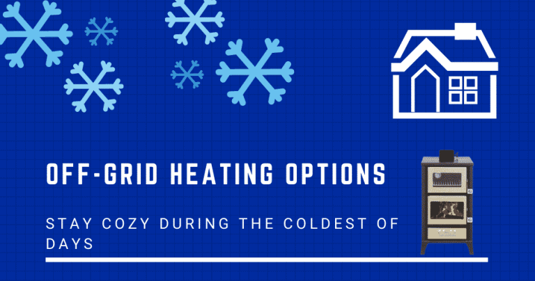 Off-Grid Heating Options
