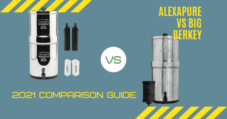 Alexapure Vs Big Berkey