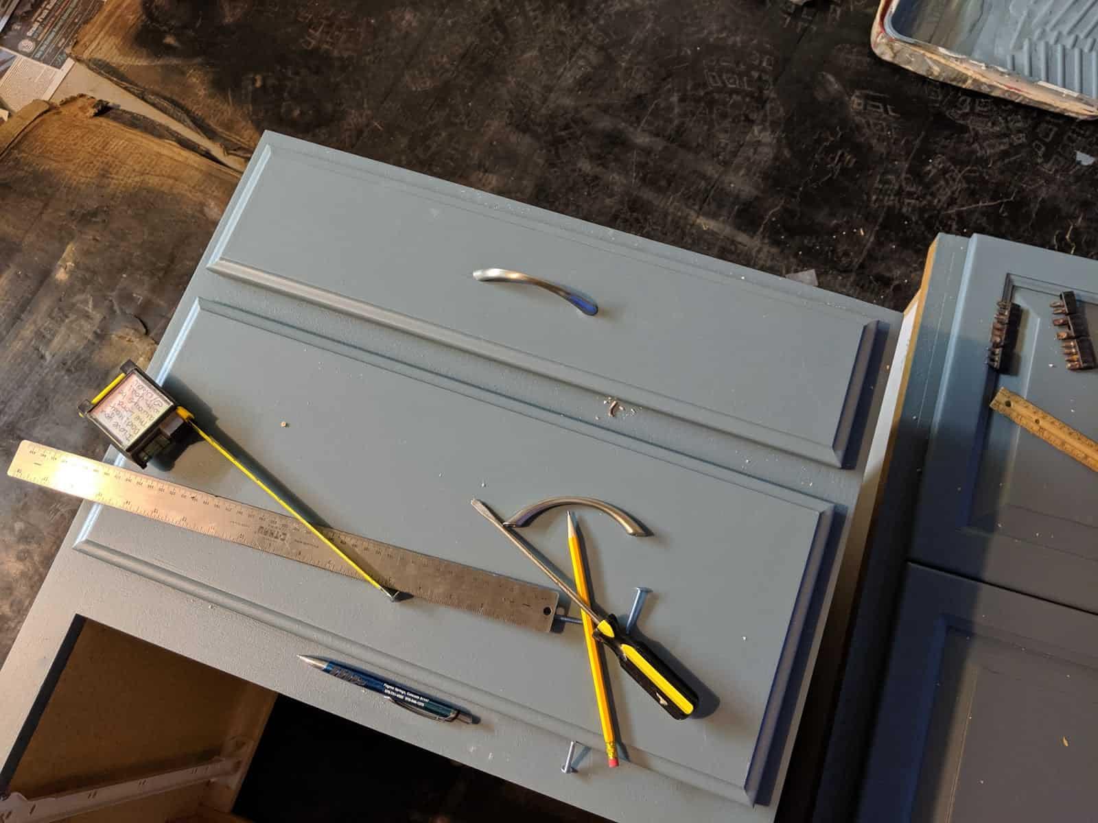 corgo tailer tiny home cabinets