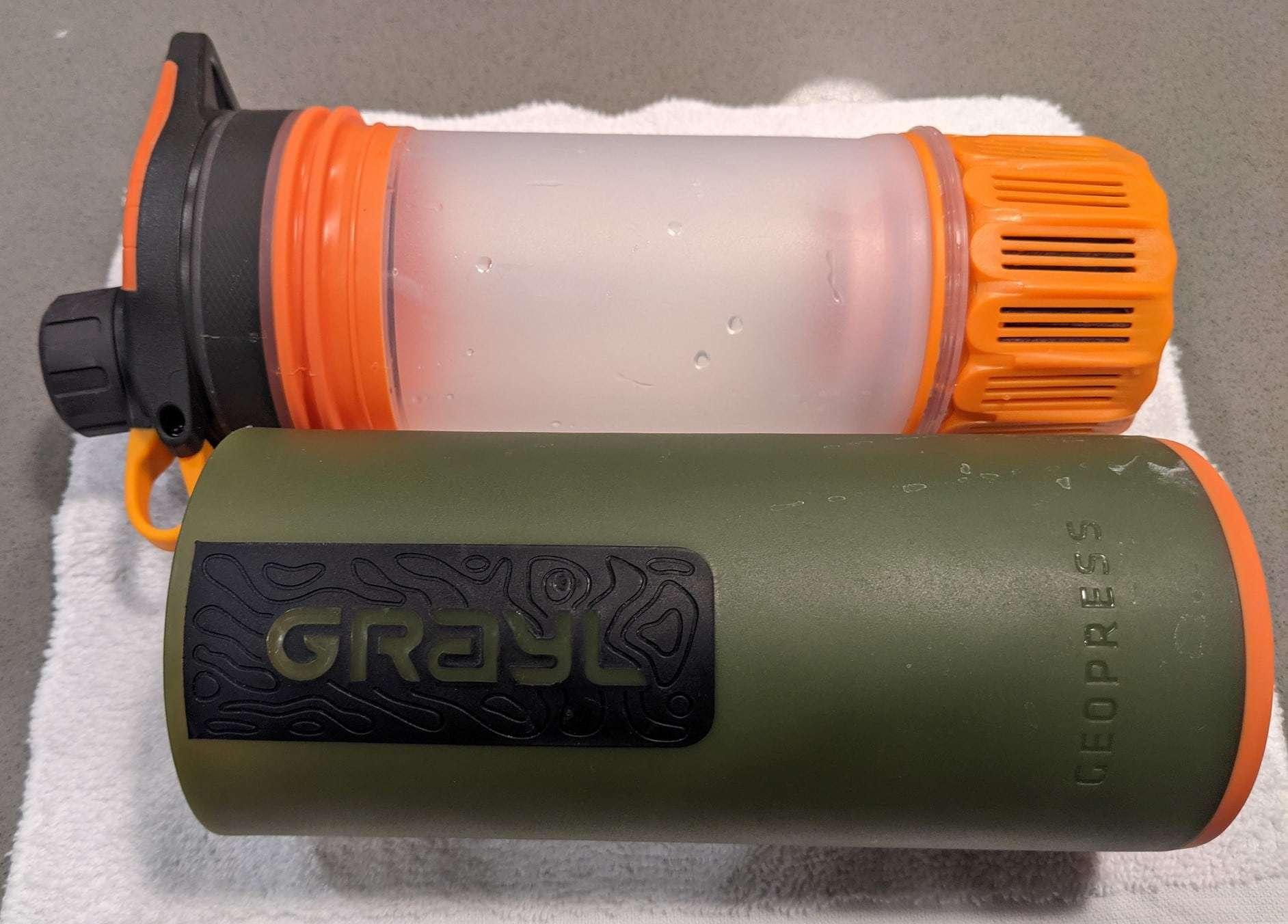 Grayl Components