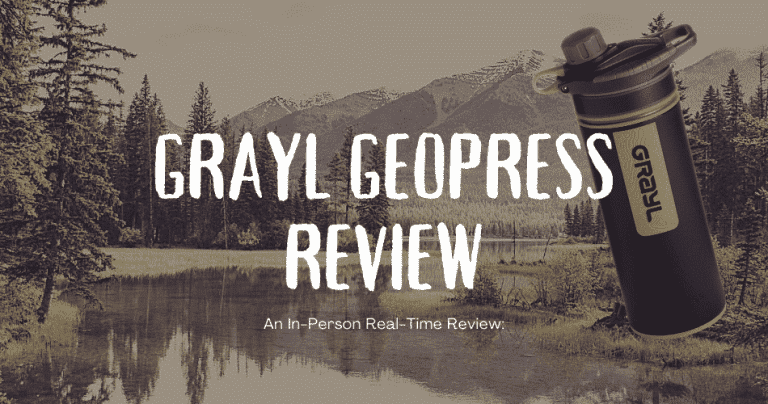 Grayl Geopress Review